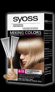 Syoss Mixing Colors Hajfesték