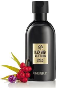 The Body Shop Black Musk Night Bloom Tusfürdő