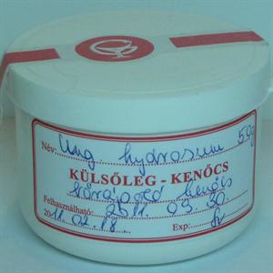 Unguentum Hydrosum (+ Limonis Aetheroleum)