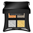 Illamasqua 4-Colour Liquid Metal Paletta