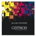 Catrice Geometrix Arcpirosító Papír