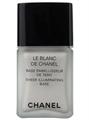 Chanel Le Blanc De Chanel Sheer Bőrmegvilágító Sminkalap