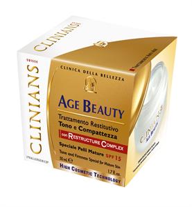 Clinians Age Beauty Arckrém