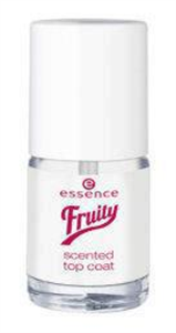 Essence Fruity Illatos Fedőlakk