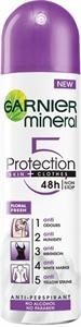 Garnier Mineral  Protection5 Fresh Floral Deo Spray