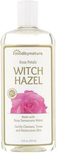 Mild by Nature Witch Hazel Rose Petal Toner