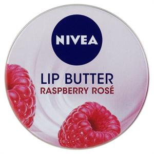 Nivea Lip Butter Raspberry Rosé