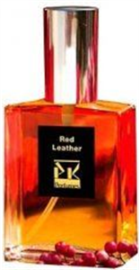 PK Perfumes Red Leather
