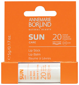 Annemarie Börlind Sun Care Ajakbalzsam SPF20