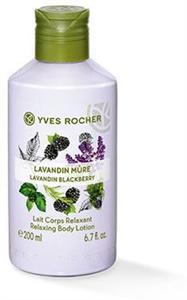 Yves Rocher Plaisirs Nature Levendula-Vadszeder Relaxáció Testápoló