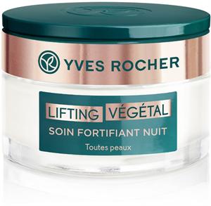 Yves Rocher Lifting Végétal Lifting Hatású Éjszakai Krém Arcra és Nyakra