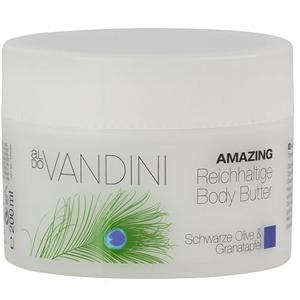 Aldo Vandini Amazing Fekete Olíva és Gránátalma Testvaj