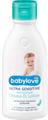 Babylove Ultra Sensitive Krémes-Olajos Testápoló
