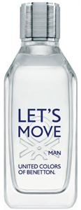 Benetton Let's Move Man