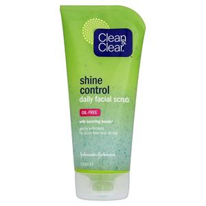 Clean&Clear Shine Control Bőrradír Mindennapra