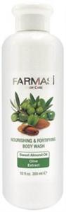 Farmasi Tápláló és Bőrerősítő Tusfürdő Olíva- Édesmandula