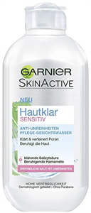 Garnier SkinActive Hautklar Sensitiv Arclemosó
