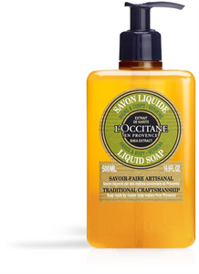 L'Occitane Shea Hands & Body Verbena Liquid Soap