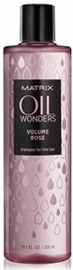 Matrix Oil Wonders Volume Rose Sampon Vékonyszálú Hajra