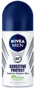 Nivea Men Sensitive Protect Izzadásgátló Golyós Dezodor