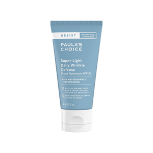 Paula's Choice Resist Super-Light Daily Wrinkle Defense SPF30