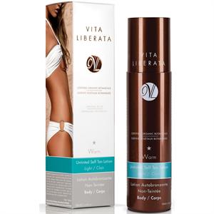 Vita Liberata Warm Untinted Self Tan Lotion