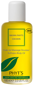 Aroma PHYT'S Cocoon - Selyemgubó relaxáló bio testápoló és masszázsolaj