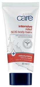 Avon Care SOS Intenzív Bőrnyugtató Testbalzsam
