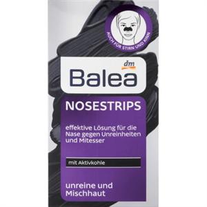 Balea Nosestrips Mit Aktivkohle