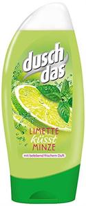Dusch Das Limette küsst minze