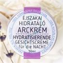 Magister Products Éjszakai Hidratáló Arckrém Levendulával
