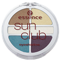 Essence Sun Club Quattro Eyeshadow - Szemhéjpúder