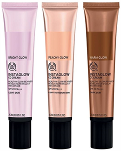 The Body Shop Instaglow CC Cream SPF20 / PA+++