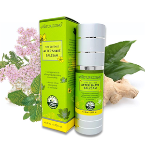 Naturissimo Time Defence After Shave Balzsam