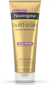 Neutrogena Build-A-Tan Gradual Sunless Tan Lotion