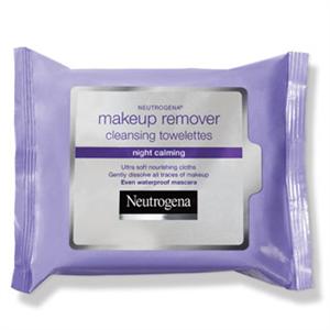 Neutrogena Makeup Remover Éjszakai Törlőkendő