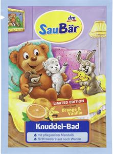 SauBär Knuddel-Bad Fürdősó
