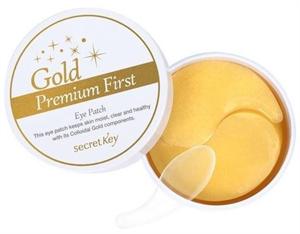 Secret Key 24K Gold Premium First Eye Patch