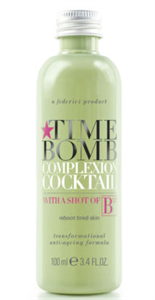 Time Bomb Complexion Coctail With A Shot Of B12
