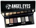 W7 Angel Eyes Silky Eye Shadow Palette