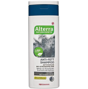 Alterra Anti-Fett Shampoo