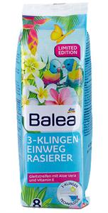 Balea 3-Klingen Einweg Rasierer