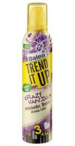 Balea Trend It Up Crazy Vanilla Hajhab