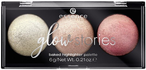 Essence Glow Stories Highlighter Paletta
