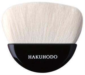 Hakuhodo Fan Brush GS