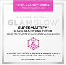 GlamGlow Supermattify 6-Acid Clarifying Primer