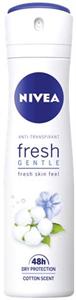 Nivea Fresh Gentle Deo Spray