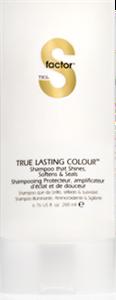 Tigi S Factor True Lasting Colour Színvédő Sampon
