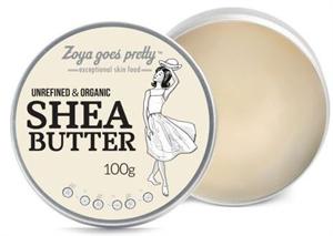 Zoya Goes Pretty 100% Organikus Shea Vaj