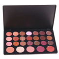 Blank Canvas Cosmetics 26 Shadow Brush Palette